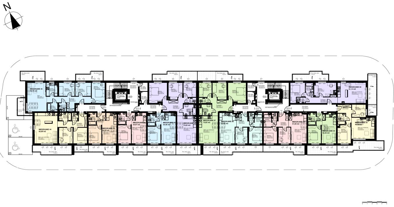 OGRODY KAROLEWSKA ul. Karolewska 62 -  - Piętro 1