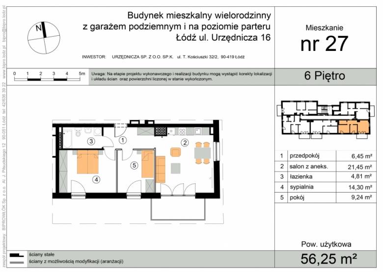 Apartament nr. 27