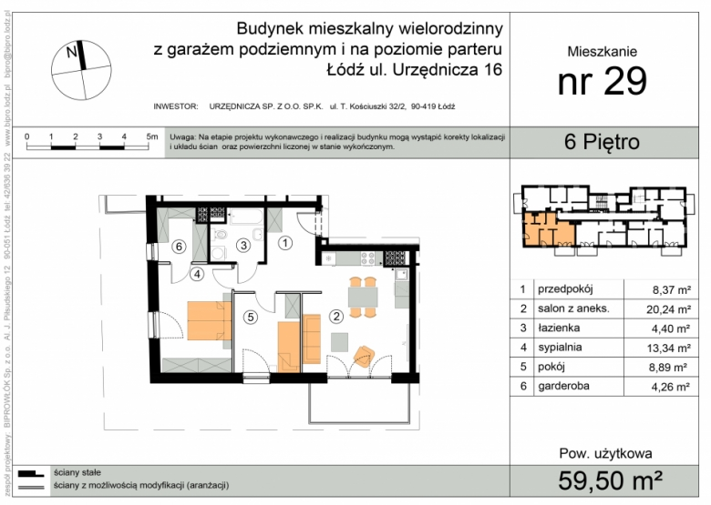 Apartament nr. 29