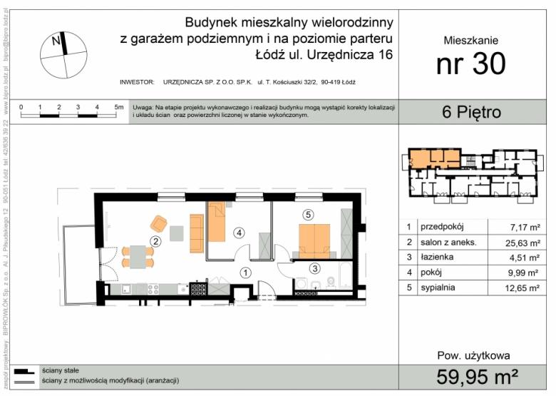 Apartament nr. 30