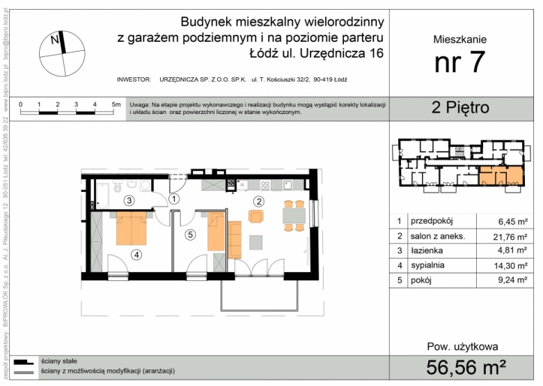 Apartament nr. 7