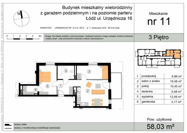 Apartament nr. 11