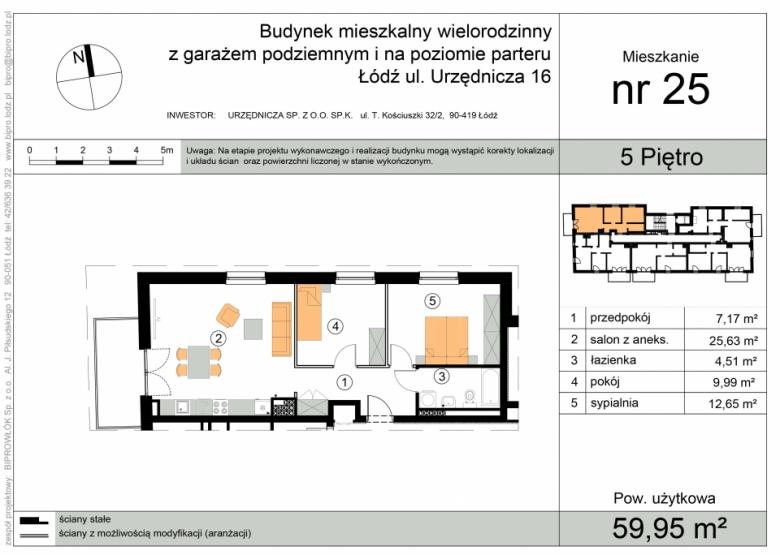 Apartament nr. 25