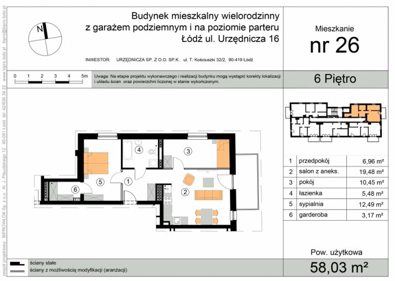 Apartament nr. 26