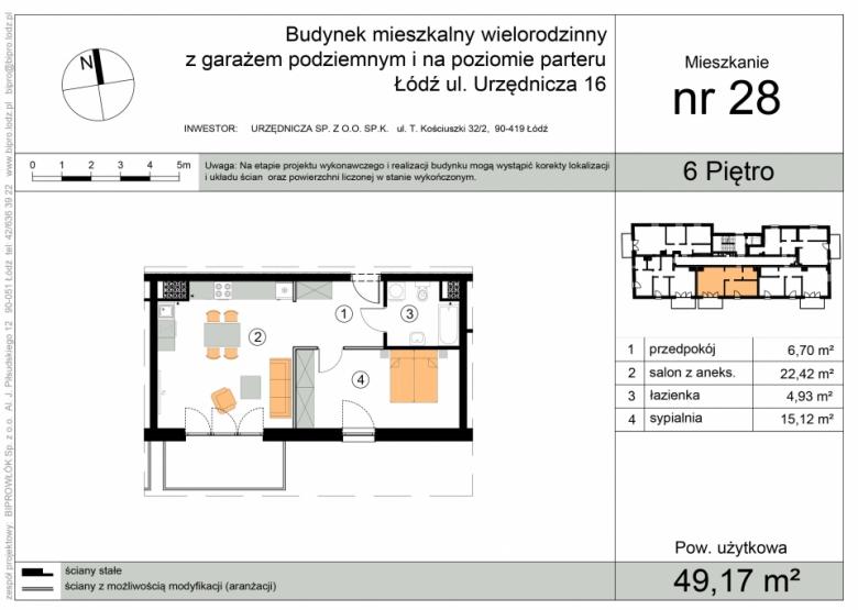 Apartament nr. 28