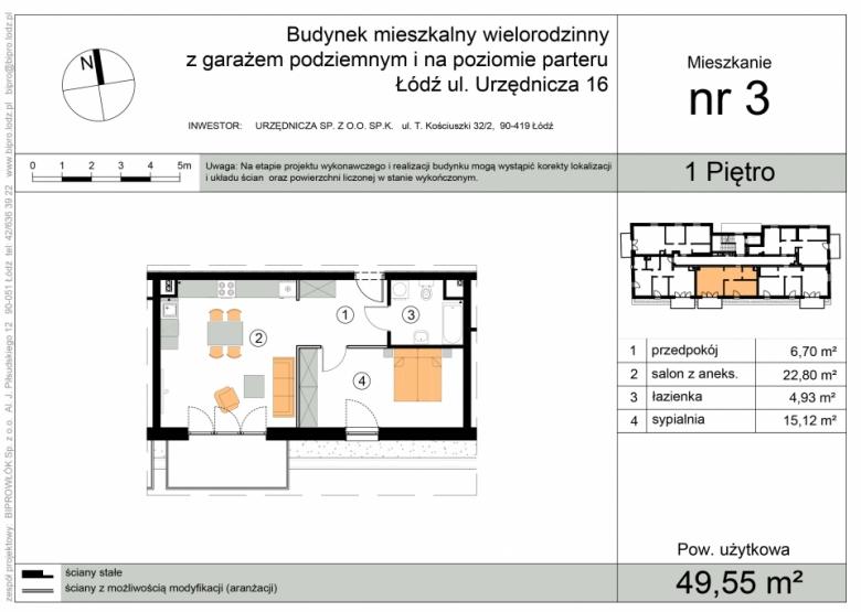 Apartament nr. 3
