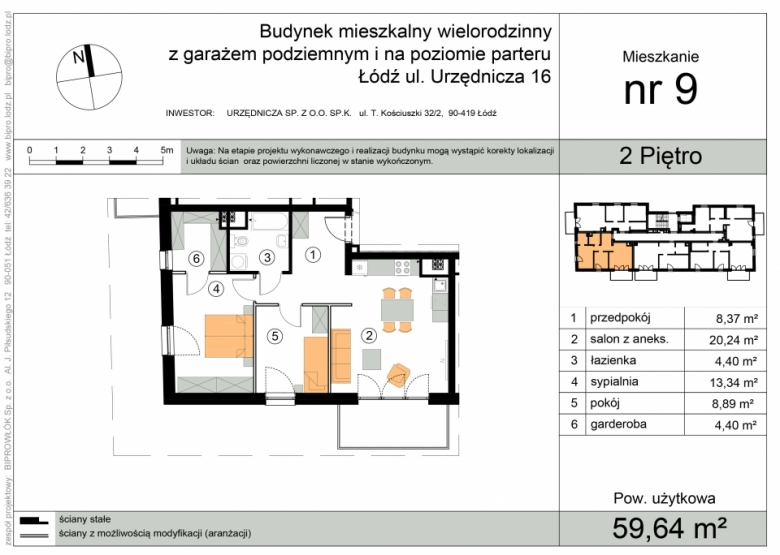 Apartament nr. 9